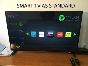 60 Inch Smart Tv With Freeview