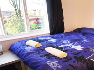Featured Double Bed